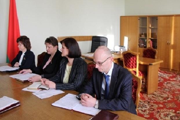 На заседании Постоянной комиссии Палаты представителей по правам человека, национальным отношениям и средствам массовой информации